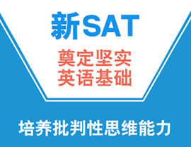 SAT8人精品强化课程