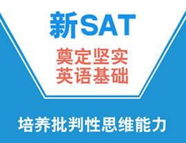新SAT1400分强化课程